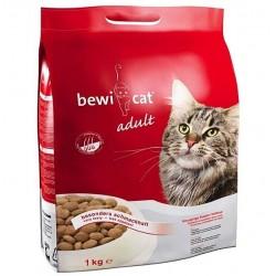 BEWI-CAT ADULT корм для взрослых кошек с курицей, уп. 1кг.
