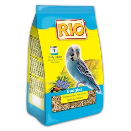 Корм РИО для волнистых попугаев 500г