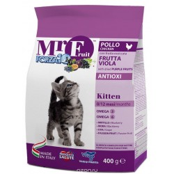 Forza10 Mr. Fruit Kitten, Форца 10 Мр. Фрут корм для котят, уп. 400гр.