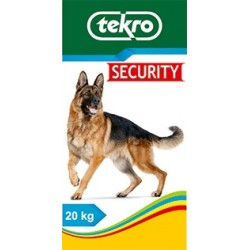 TEKRO Security Plus, Текро Секьюрити плюс, корм для активных служебных собак 20 кг