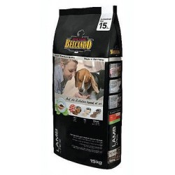 Belcando Adult Lamb & Rice (ягнёнок и рис) для взрослых, уп. 15 кг