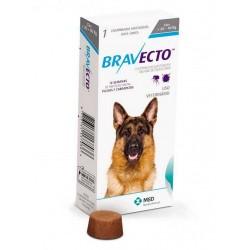 Bravecto, Бравекто жевательная таблетка от блох и клещей для собак весом 20 кг - 40 кг 1000 мг