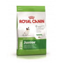 ROYAL CANIN X-Small Junior, Роял Канин для щенков миниатюрных пород, уп. 1,5 кг