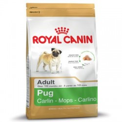 ROYAL CANIN Pug Adult, Роял Канин корм для собак породы Мопс, уп. 1,5 кг