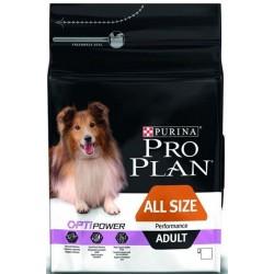 Proplan для активных собак, уп.14 кг