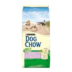 Dog Chow Дог Чау для щенков с ягненком, уп. 14кг