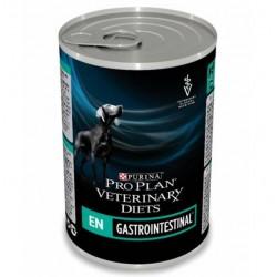 Pro Plan vet Canine EN Gastrointestinal mousse, диетический влажный корм при нарушениях работы ЖКТ у собак, банка 400гр.
