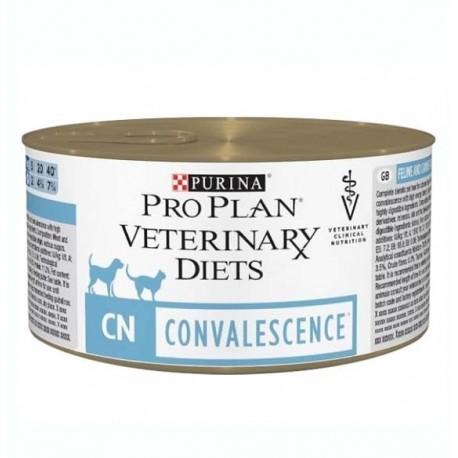Pro Plan vet CN Convalescence mousse, Диетический рацион в период восстановления для кошек и собак, банка 195гр.