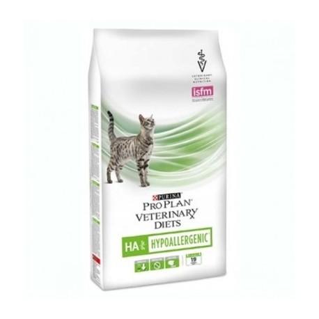 Pro Plan vet Feline HA ST/OX Hypoallergenic, Диетический корм для снижения аллергических реакций, уп.1,3кг.
